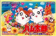 Hamtaro-HamHamHeartbreak Japanese box art