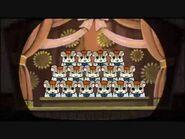 Djungarian choir