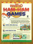 Hamtaro - Ham-Ham Games - Poster