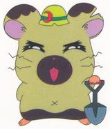 Hamtaro-stickerbook-panini-boss