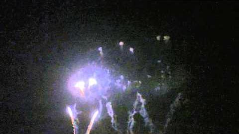 【HD】熊谷花火大会2013 八木橋の花火 ワイドスターマイン