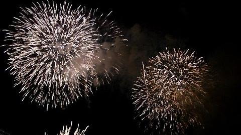 【マリンスタジアム席】幕張ビーチ花火フェスタ2015【幕張花火大会】
