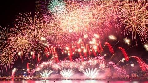 公式 第25回 なにわ淀川花火大会 2013 大阪 Naniwa Yodogawa Fireworks Festival Osaka Japan
