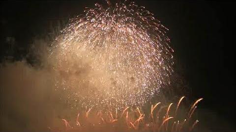 2012 須賀川市釈迦堂川全国花火大会 グランドフィナーレ final&climax