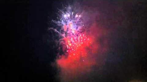 2011年8月5日 一関夏祭り 磐井川川開き花火大会