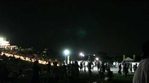 2012.8.18(土)千代田の祭り 川せがき(群馬県千代田町)