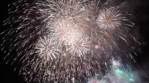 2014高崎まつり大花火大会 エンディング