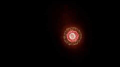 2013 水平線の花火と音楽4 フィナーレ