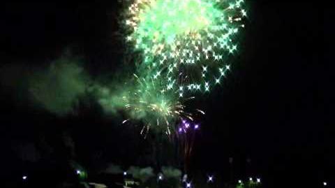 【添田町】そえだ花火大会2014が開催されました