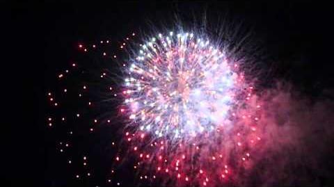 2013 鳥取しゃんしゃん祭 第60回市民納涼花火大会