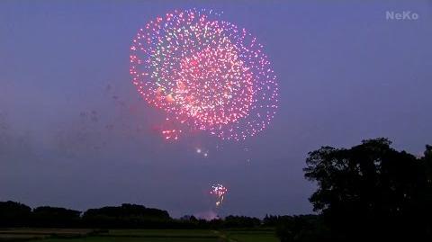 ◆2013 あげお花火大会「打上げ数10,000発」 【高音質】