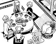 Minamoto's Dining Room (Manga)