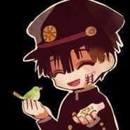 AidaIro's March Twitter icon (2021)