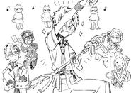 Setsubun 2021 Musical Sketch