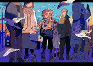 New Year's 2020 Illustration