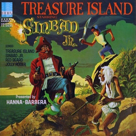 Treasure Island Starring Sinbad Jr.