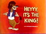 Heyyy, It's the King!