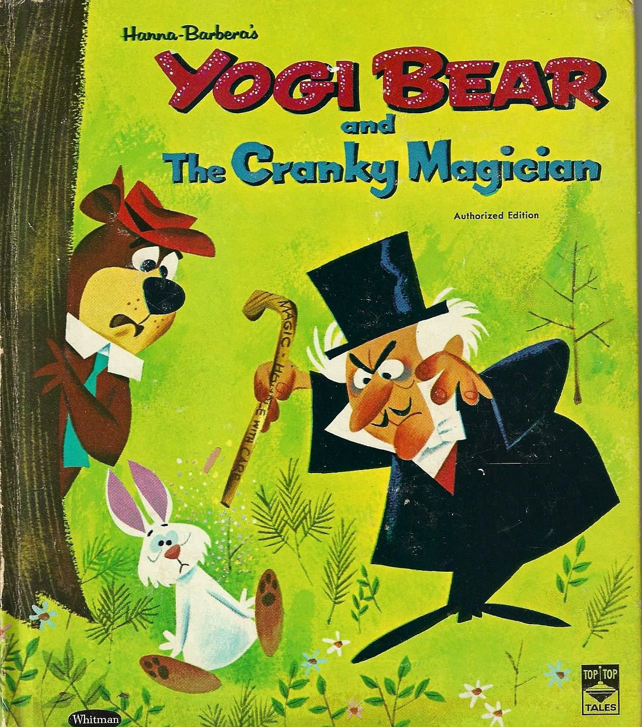 Yogi Bear and the Cranky Magician