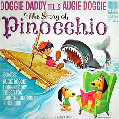 Doggie Daddy Tells Augie Doggie the Story of Pinocchio