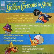 Golden Cartoons In Song Vol 2