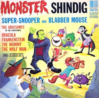 Monster Shindig