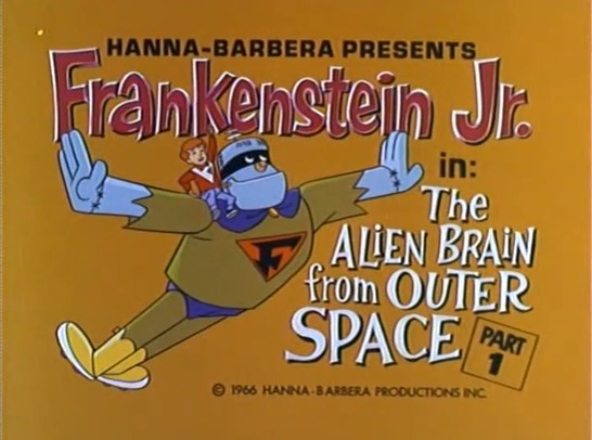 The Alien Brain from Outer Space Part 1