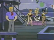 The Pussycats Preforming