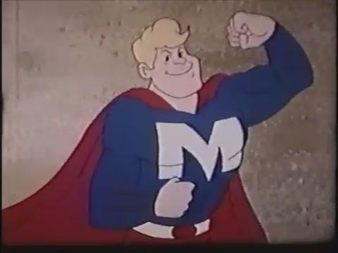 Captain Muscles
