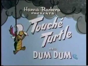 Touche Turtle title screen.jpg