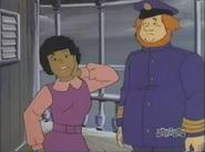 Valerie and Captain Cannaby