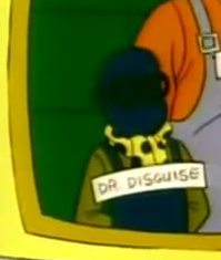 Dr. Disguise