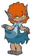 Winnie Werewolf Full Body
