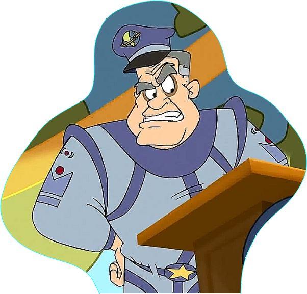Commander Bristle