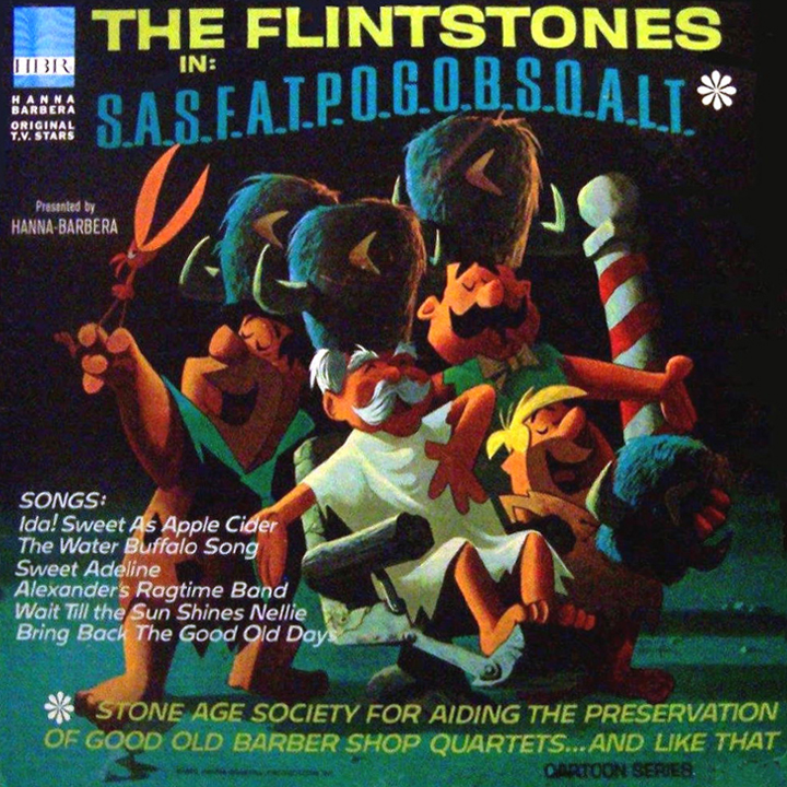 The Flintstones in S.A.S.F.A.T.P.O.G.O.B.S.Q.A.L.T.