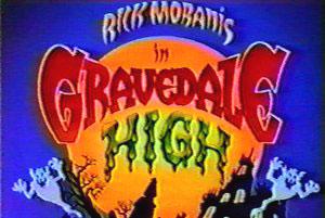 Rick Moranis in Gravedale High