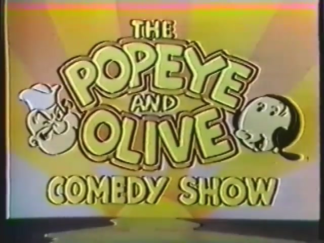 The Popeye & Olive Comedy Show