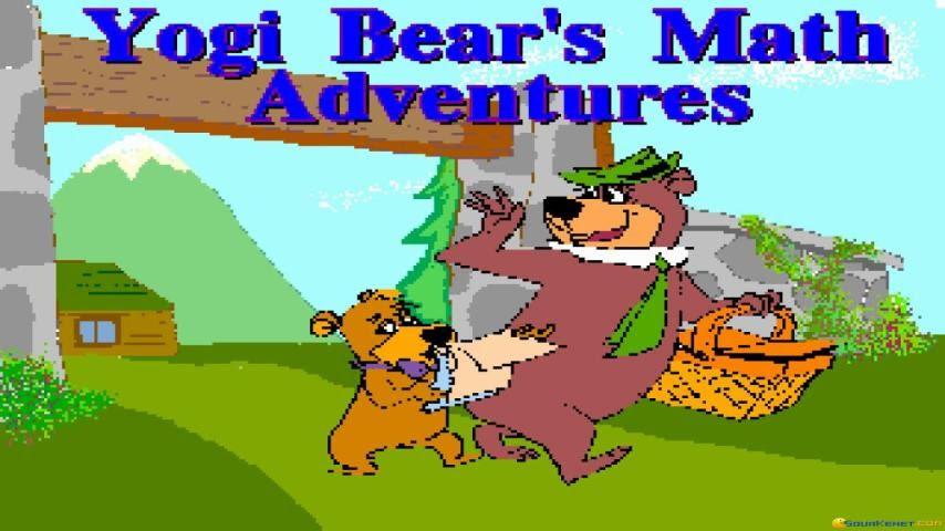 Yogi Bear's Math Adventures