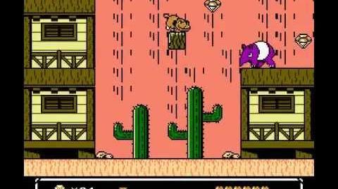 Wacky Races (NES game)