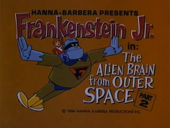 The Alien Brain from Outer Space Part 2
