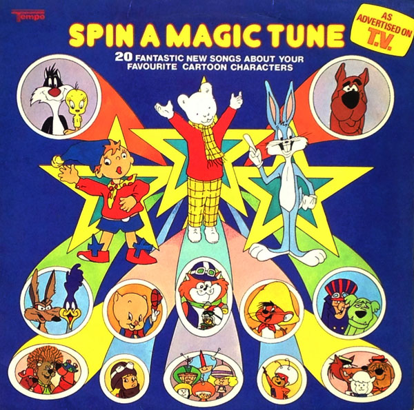 Spin a Magic Tune