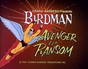 Avenger for Ransom