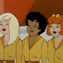 Melody, Valerie and Josie Pussycats Outer Space.png