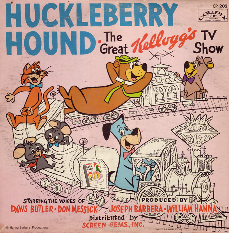 Huckleberry Hound - The Great Kellogg's TV Show