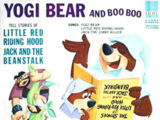 Yogi Bear and Boo Boo Tell Stories of Little Red Riding Hood and Jack and the Beanstalk