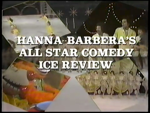 Hanna-Barbera's All-Star Comedy Ice Review