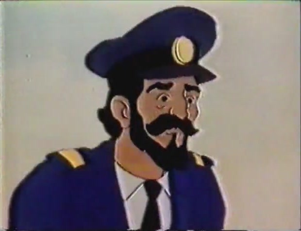Captain Smokey