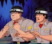 Fake Military Police Officers