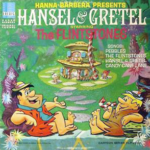 Hansel & Gretel Starring The Flintstones