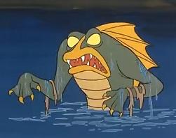 Beast of Bottomless Lake