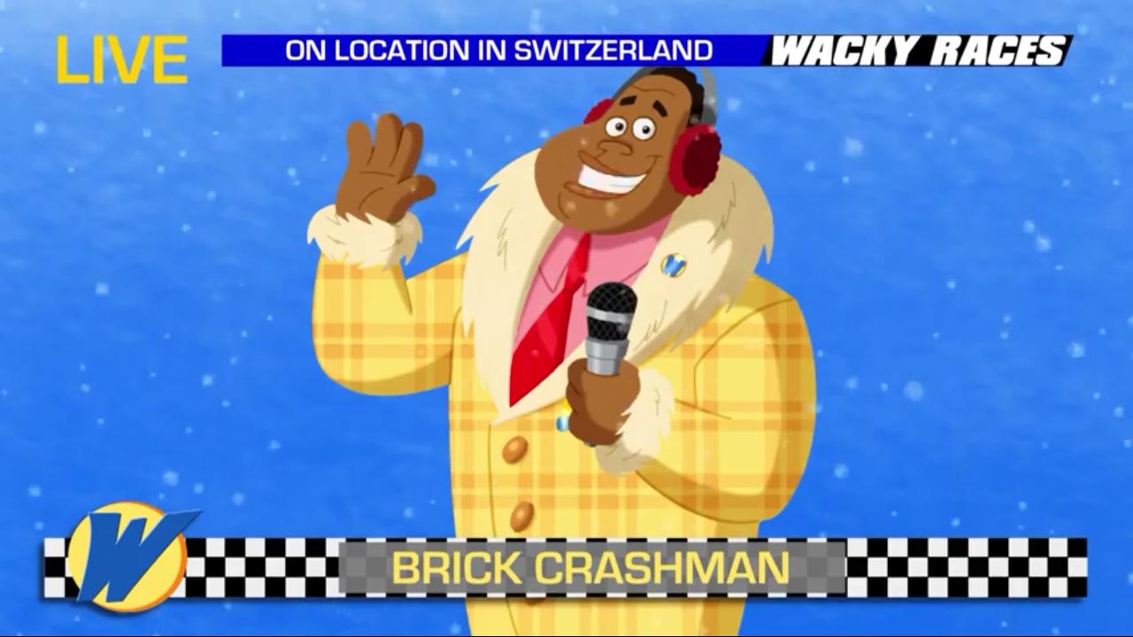 Brick Crashman
